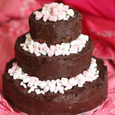 Rocky Road Wedding Cake