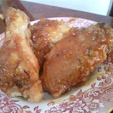 Spicy Orange Chicken Wing Sauce