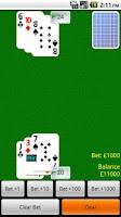 Screenshot of Blackjack Challenge Free