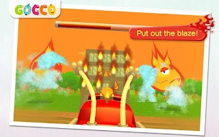 Screenshot of Gocco Fire Truck Lite
