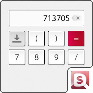Calculator HD Icon