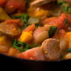 Bratwurst and Butternut Squash Stew Recipe