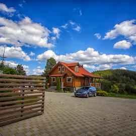 Wooden cabin by Stanislav Horacek - Buildings & Architecture Homes