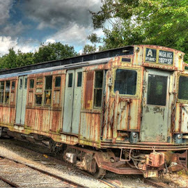 by Jim Pruett - Transportation Trains (  )