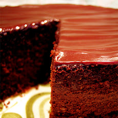 Low Fat Chocolate Fudge Cake