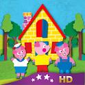 Los Tres Cerditos HD