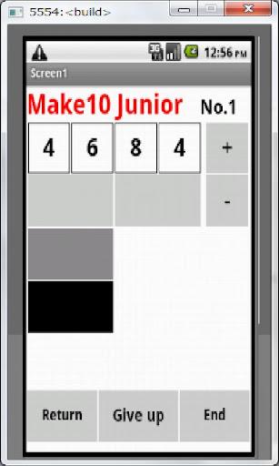 Make10 Junior