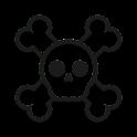 APW Themes: Skull icon