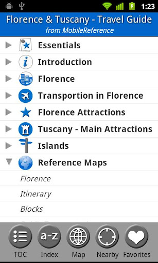 Florence Tuscany FREE Guide