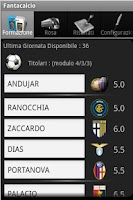 Screenshot of Magic Serie A Fantacalcio