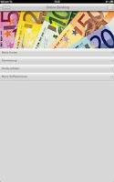 Screenshot of Raiffeisen Online Banking