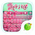 App Spring Go Keyboard Theme APK for Kindle