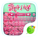Spring Go Keyboard Theme 4.0 APK Download