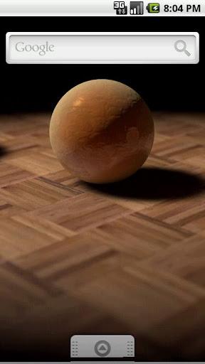 Three Spheres Wallpaper