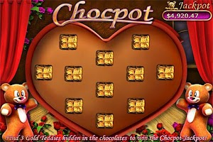 Screenshot of Mega Hearts 2 Slots