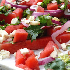Incredible Watermelon Salad