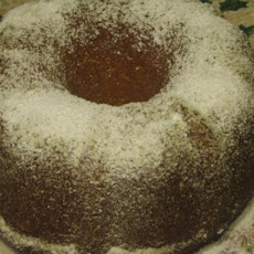 Old Fashioned Coffee Pound Cake