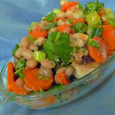Carrot Bean Salad