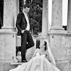 * by Zeljko Marcina - Wedding Bride & Groom ( wedding, croatia, split )