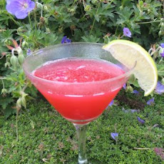 Cranberry-Limoncello Martini