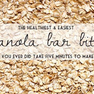 Healthy Low Calorie Granola Bar Recipes