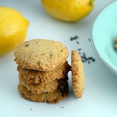 Lemon Lavender Cookies