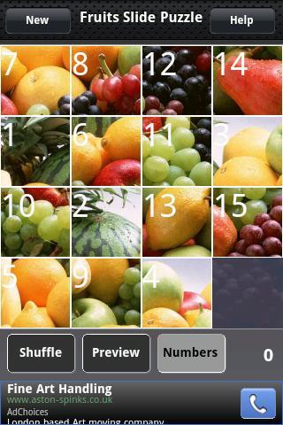水果滑塊拼圖|玩解謎App免費|玩APPs