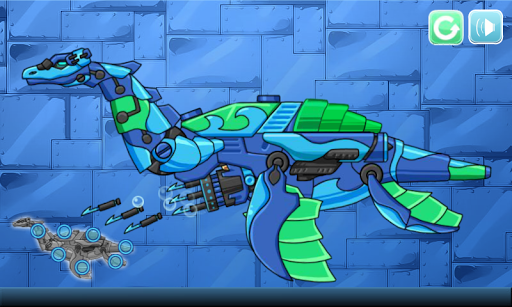 Dino Robot - Dino Corps. - screenshot