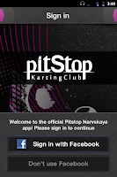 Screenshot of PitStop Narvskaya