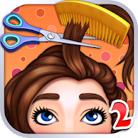 Hair Salon - Kids Games For PC (Windows And Mac)