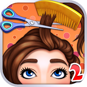 Hair Salon - Kids Games