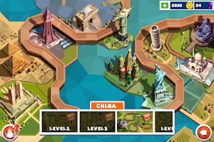 Screenshot of Zulux World Tour