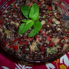 Tropical Black Bean Salad