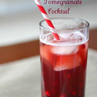Pomegranate Seeds Cocktail Recipes
