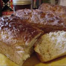 Moist Apple Bread