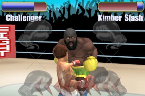 Pocket Boxing Legends - screenshot
