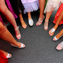 Prom Footwear by Darlene Lankford Honeycutt - Artistic Objects Clothing & Accessories ( shoes, prom attire, deez, dl honeycutt, feet, legs, artistic objects,  )