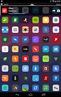 Screenshot of Alos - Icon Pack