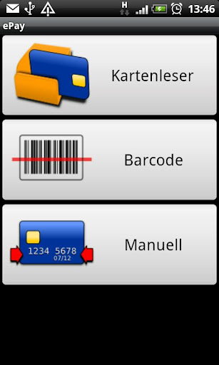 ePay Mobile Payment