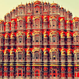 Hawamahal  by Subal Soral - Buildings & Architecture Public & Historical (  )