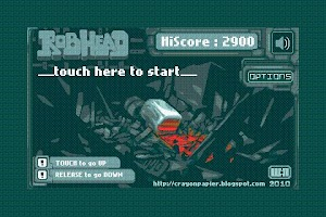 Screenshot of RobHeadAlpha