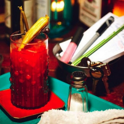 True Blood's Bon Temps Bloody Mary