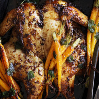 Thyme, Oregano And Citrus Chicken