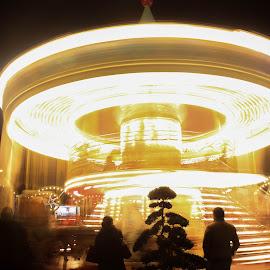 in motion by Brecht Jocken - City,  Street & Park  Amusement Parks