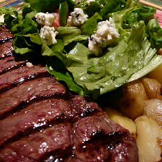 Steak & Potato Salad