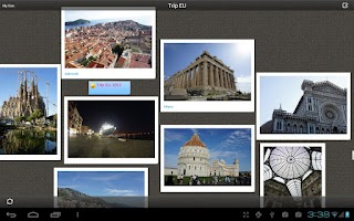 Screenshot of lino - Sticky & Photo Sharing