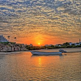 by Naresh Kinger - Landscapes Sunsets & Sunrises