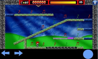 Screenshot of Melody Boy