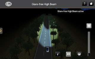 Screenshot of NIGHTDRIVE