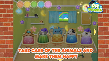 Screenshot of Dr. Panda's Daycare - Free